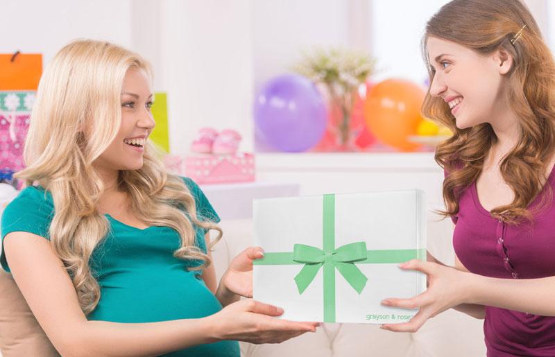 Узнала что подруга беременна что подарить 22