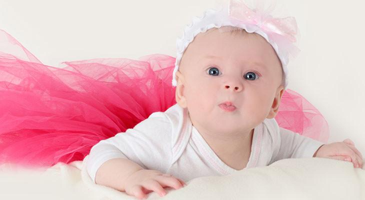 Подарок для девочки на 6 месяцев — 50 идей