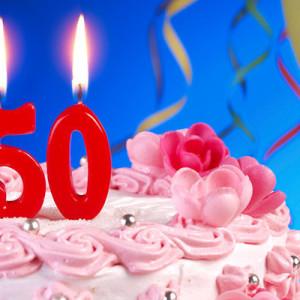 Подарок для подруги на 50 лет — 50 идей