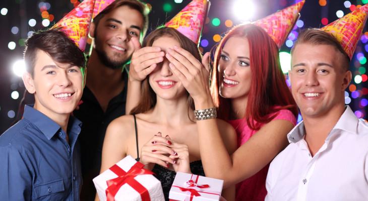 Сюрприз для подруги на день рождения — 31 идея