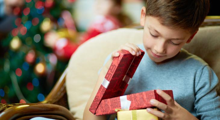 Идеи подарка для сына на Новый год