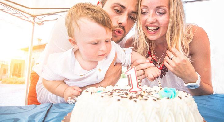 Подарок для мальчика на 1 год — 65 идей