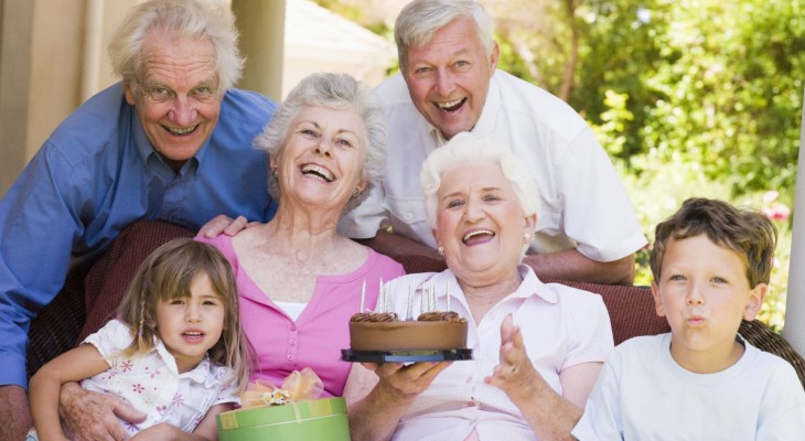 Идеи подарка бабушке на 70-летний юбилей