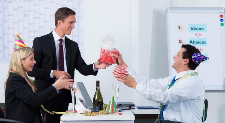 Идеи подарков для клиентов на Новый год