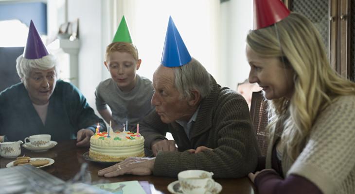 Идеи подарка для дедушки на 90 лет