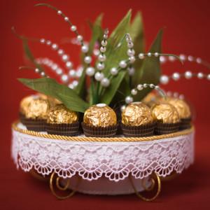 Как сделать подарок из конфет для мужчины