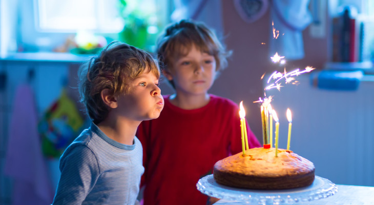 Что подарить мальчику на 6 лет — 60 идей для подарка на день рождения