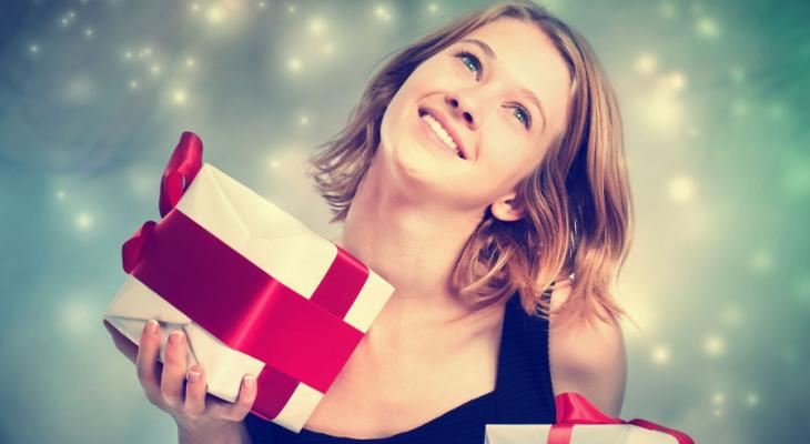 Идеи подарка подруге на 17-летие