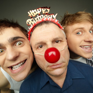 Шуточные подарки на день рождения для мужчины