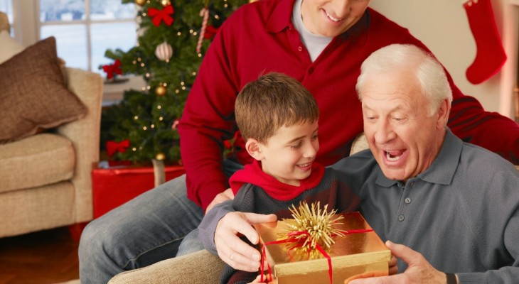 Идеи подарка для дедушки на Новый год