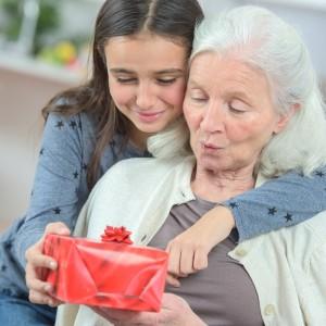 Идеи подарка бабушке на юбилей