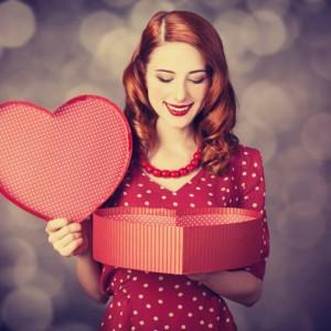 Что подарить жене на День святого Валентина?