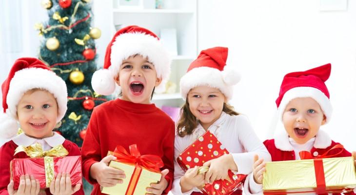 Идеи подарков для детей в детском саду на Новый год