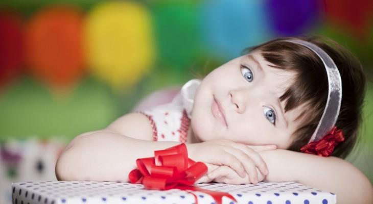 Идеи подарка дочке на 4 года