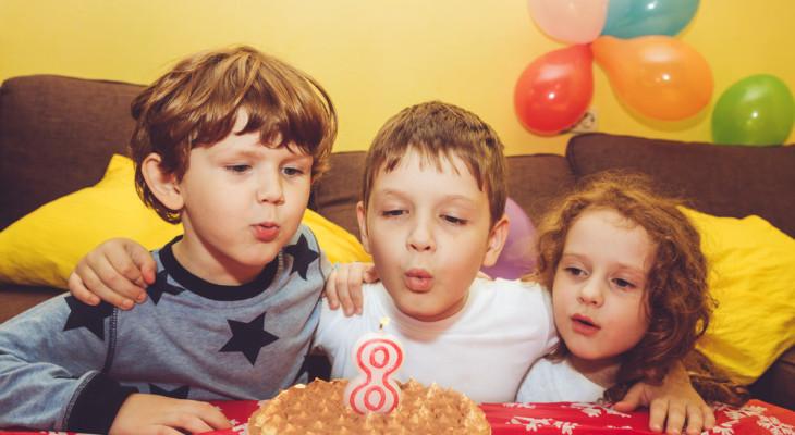 Подарок для мальчика на 8 лет — 55 идей