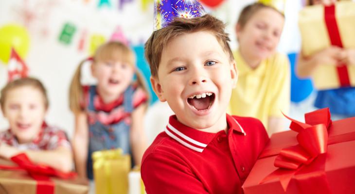 Подарок для мальчика на 7 лет — 60 идей