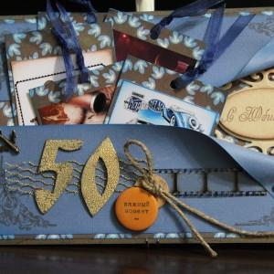 Идеи подарка брату на 50-летний юбилей