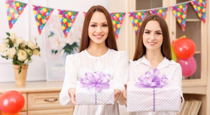 Идеи корпоративных подарков к международному женскому дню