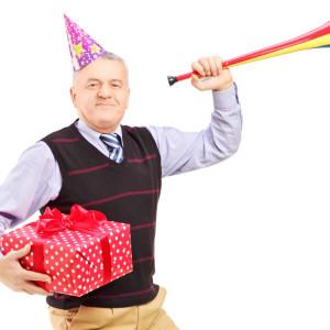 Подарки для мужчины на 75-летний юбилей