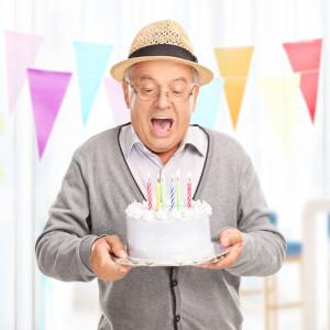 Что подарить отцу на 60 лет