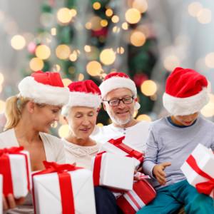Идеи подарков родителям на Новый год
