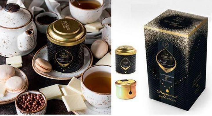 Набор чая с медом
