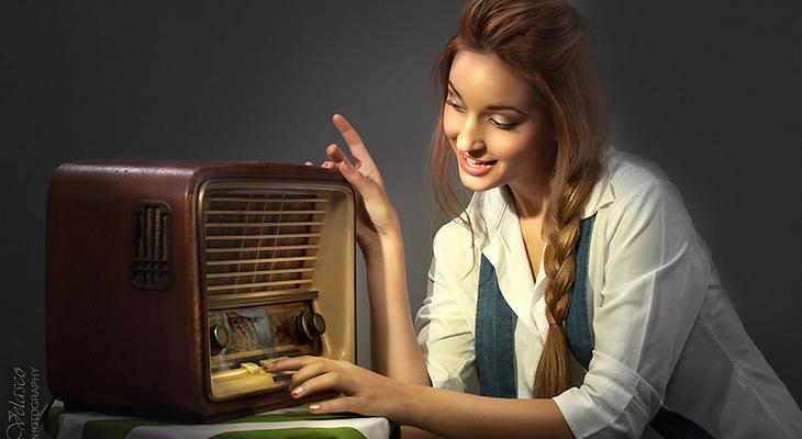 Заказ песни на радио