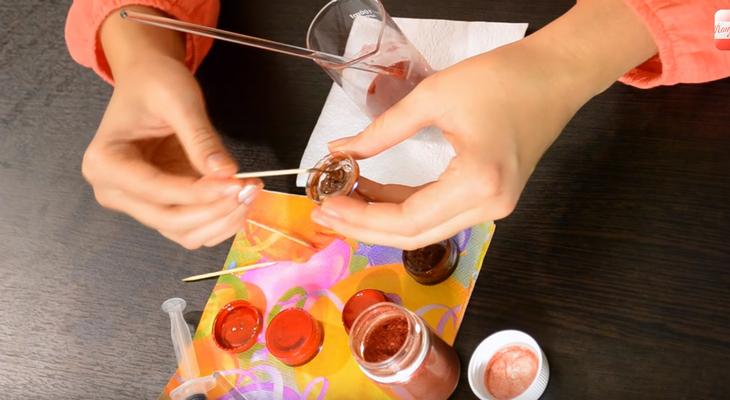 Изготовление губной помады