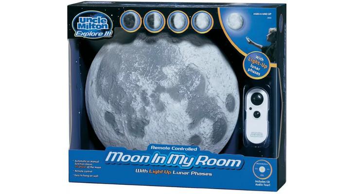 Светильник «12 лун» с пультом