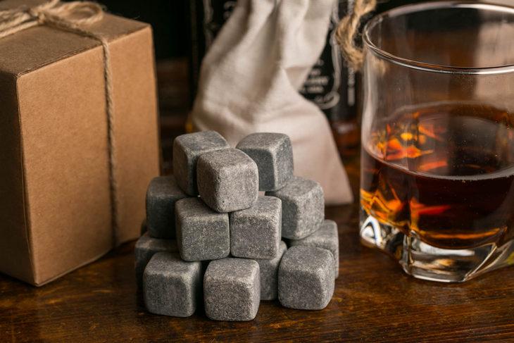 Камни для виски и алкоголя, отлично заменяющие лед