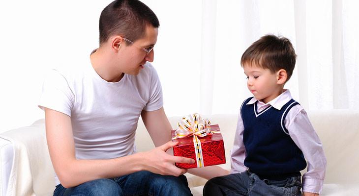 Подарок мальчику своими руками на 5 лет