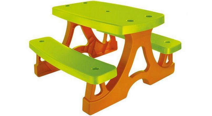 Раскладной пластиковый стол для пикника