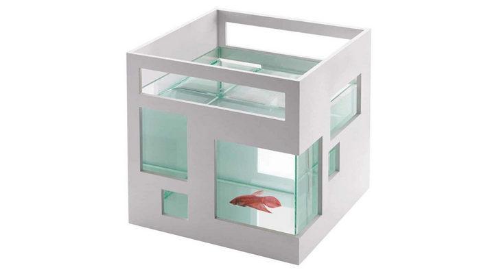 Аквариум «Рыбий отель»