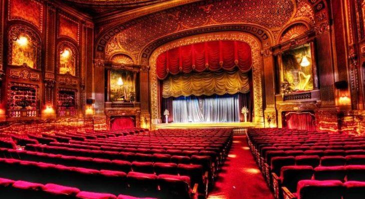 Билеты в театр/на концерт