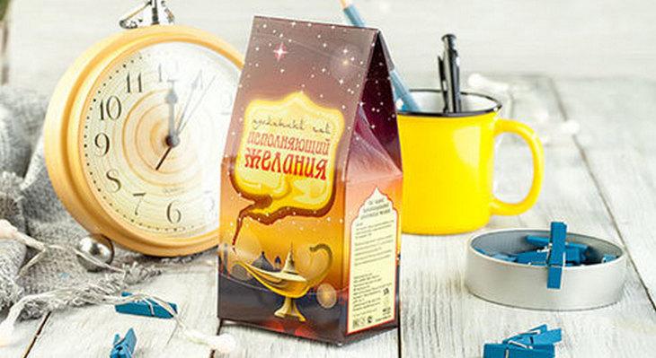 Чай с прикольным названием