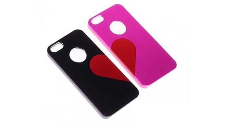 Комплект чехлов «Любовь» для Iphone
