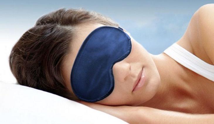 Лечебная маска для сна