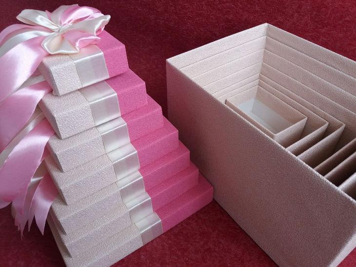 «Матрешка» из коробок или бумаги