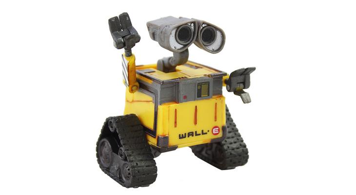Мини-игрушка «Робот Валли»