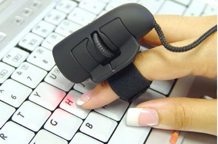 Мышь-кольцо на руку