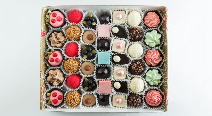 Набор любимых сладостей ручной авторской работы