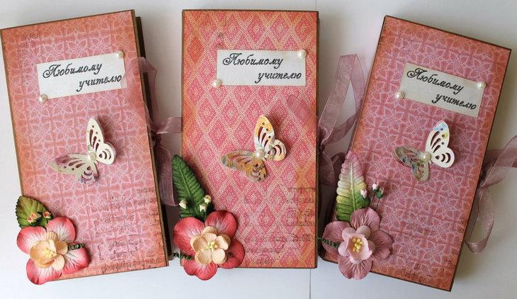 Оригинальная подарочная книга с благодарностями