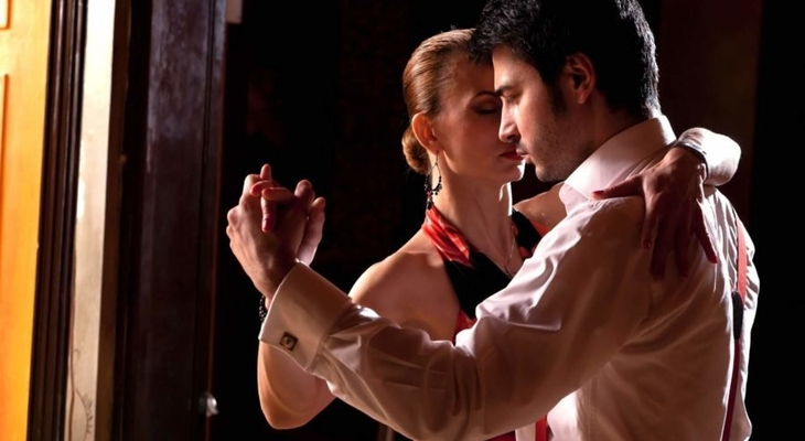 Постановка танца для двоих