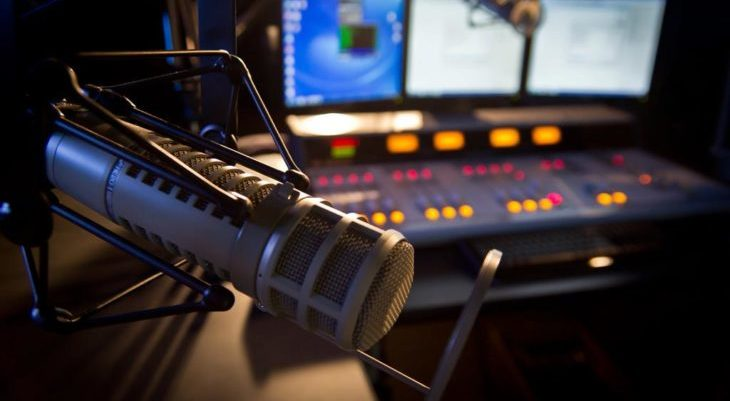Признание на радио