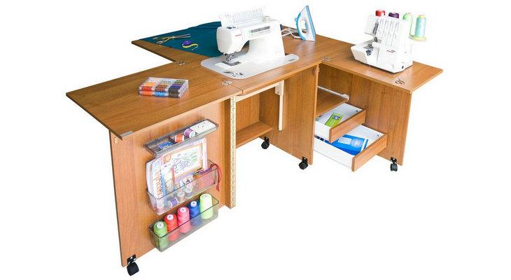 Раскладной стол для рукоделия