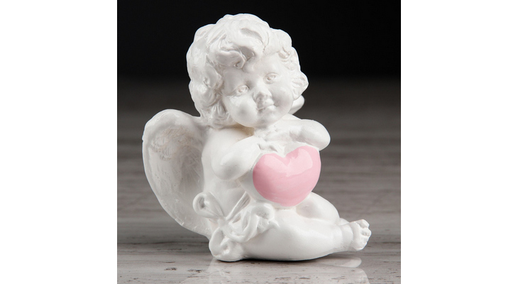 Статуэтка «Валентинка» ангелок