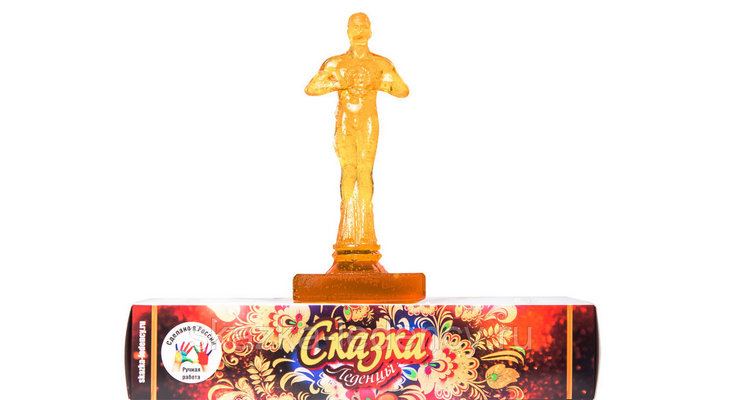 Статуэтка-леденец «Оскар»
