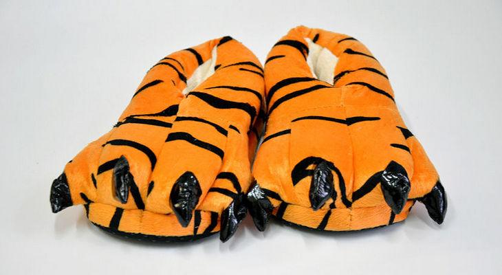 Тапочки для кигуруми