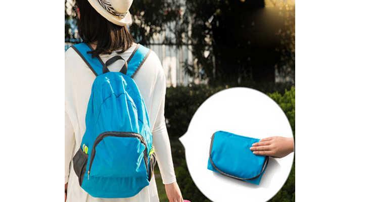 Ультра-легкий рюкзачок для занятий спортом