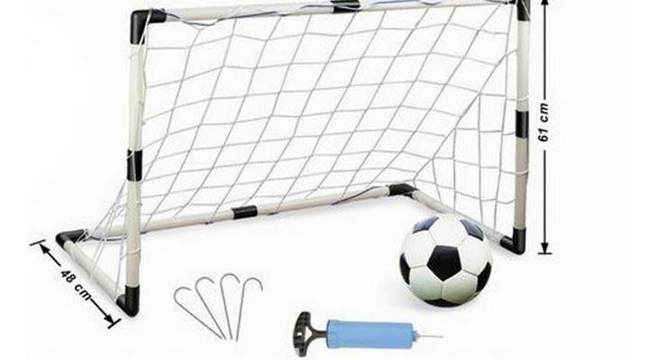 Набор для футбола с воротами